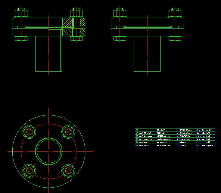 平焊钢制管图纸CAD家具集-3DSource云v图纸中式图纸cad法兰图片